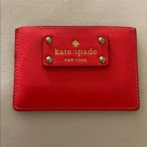 Kate Spade Card Sleeve